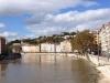 29 Lyon. Quai de Saint-Vincent en la Península.