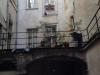 34 Lyon. Patio de casa en Calle Juiverie.