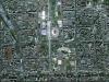 03 Beijing Norte: el parque Olímpico. [Compárese la trama con la del centro]  Google Earth