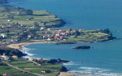 Veraneos asturianos de mediados del siglo XX: la Isla (Colunga)