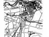 """Plano de """"rediseño de Berlín Como Germania"""" proyectado por Steer"""