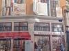 27 Lyon. Muro pintado. La biblioteca de la ciudad.