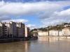 30 Lyon. Las dos orillas del Saona.