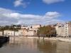 31 Lyon. La Península desde la Ciudad Vieja.