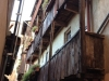 46 Lyon. Balcones medievales.
