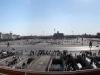 01 Plaza Tian'anmen (Beijing) desde Palacio Imperial. Wikimedia Commons