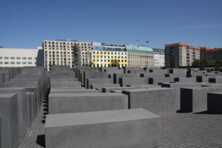 Monumento del Holocausto