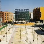 Ensanche Vallecas. Bulevar y árbol de agua de ecosistemas urbanos (Foto Ecosistemas)