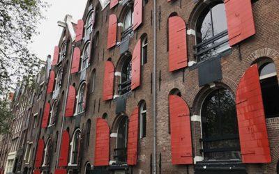 El maravilloso plano de Ámsterdam
